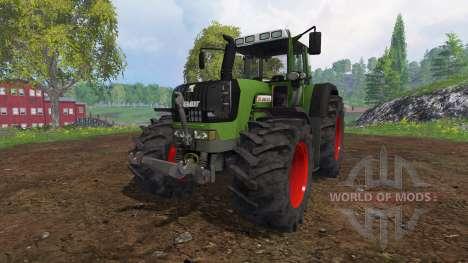 Fendt 930 Vario TMS v2.5 для Farming Simulator 2015