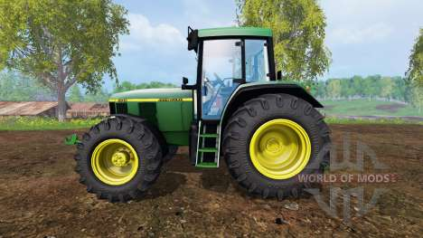John Deere 6810 v1.1 для Farming Simulator 2015