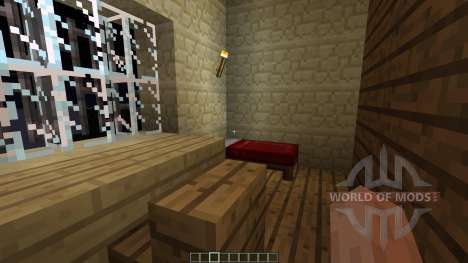 4 Privet Drive для Minecraft