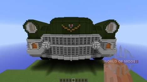 1954 Cadillac Fleetwood [1.8][1.8.8] для Minecraft