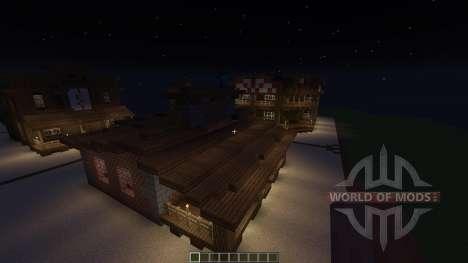 Western Building Bundle для Minecraft