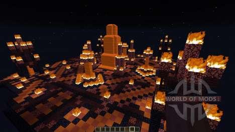 Temple of Svarog The fire God [1.8][1.8.8] для Minecraft