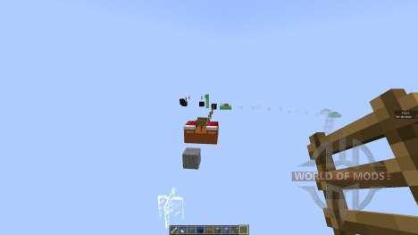Parkour FUN [1.8][1.8.8] для Minecraft
