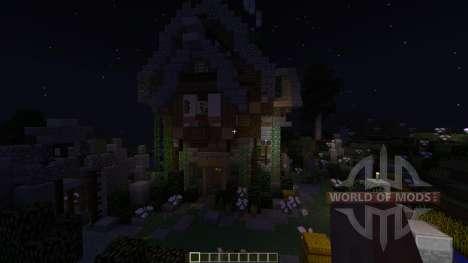 Medieval Watermill [1.8][1.8.8] для Minecraft