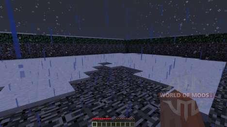 CaveIn для Minecraft