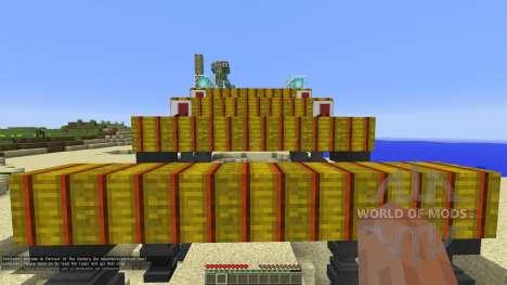 PARKOUR OF THE CENTURY для Minecraft