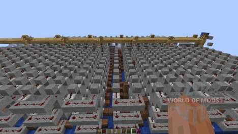 Note Block Songs World [1.8][1.8.8] для Minecraft