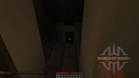 Horror Map [1.8][1.8.8] для Minecraft