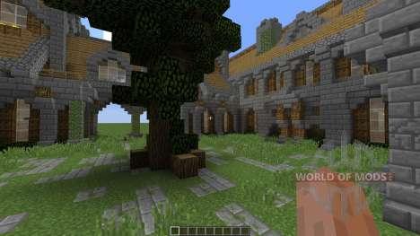 Medieval Rustic Inn для Minecraft