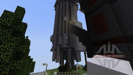 Castlevania [1.8][1.8.8] для Minecraft