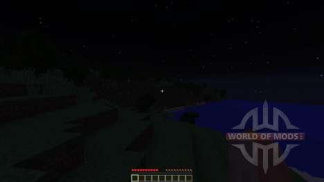 Volcano Island для Minecraft