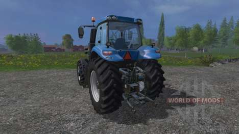 New Holland T8.435 v3.0 для Farming Simulator 2015