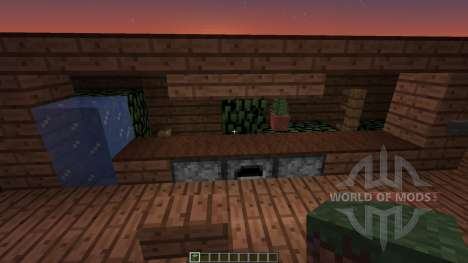 Life Ultramodern Eco House для Minecraft