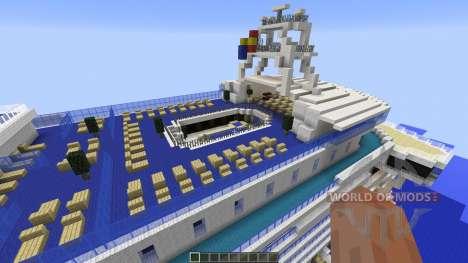 Caribbean Princess для Minecraft