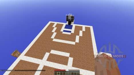 Basketball для Minecraft