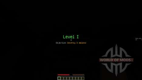 Melon mania 2 для Minecraft