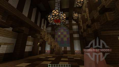 Townhall of Merovia [1.8][1.8.8] для Minecraft