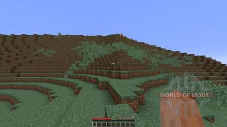 Oerlis Mountain Survival для Minecraft