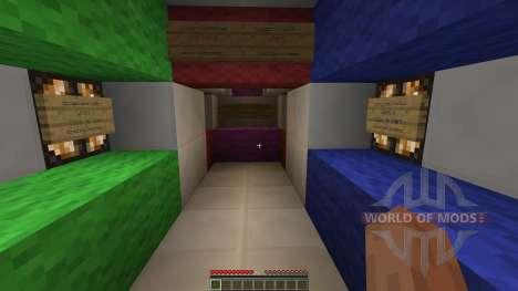 Cubical Parkour [1.8][1.8.8] для Minecraft