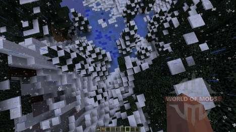 Nordic House для Minecraft