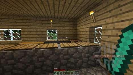INDUSTRIA A BUILD для Minecraft
