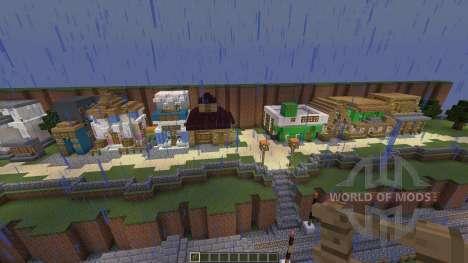 Animal Crossing New Leaf in Minecraft для Minecraft