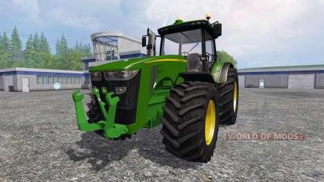 John Deere 8360R для Farming Simulator 2015