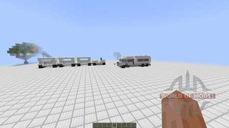 Airport Starter Pack [1.8][1.8.8] для Minecraft