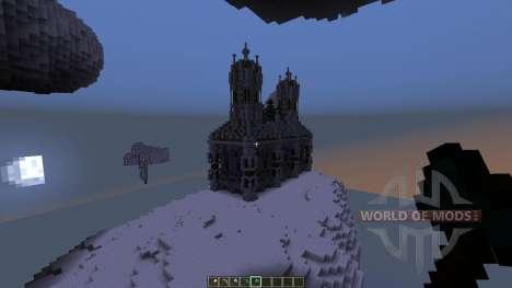 Airum The Cloud Manor для Minecraft
