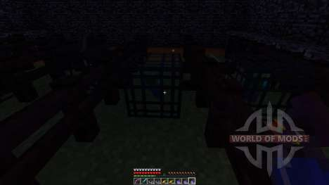 Blocks vs Zombies 2 для Minecraft