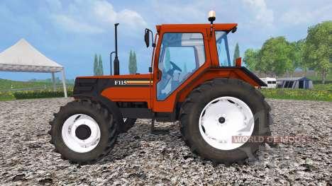 Fiatagri F115 для Farming Simulator 2015