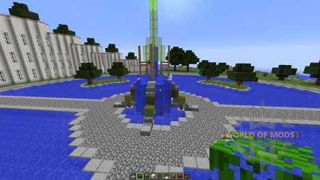 Beach Hotel для Minecraft