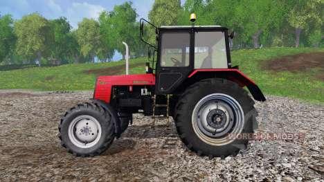 МТЗ-892 v2.0 для Farming Simulator 2015