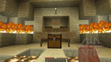 ZOMBIE CASTLE DEFENDERS для Minecraft