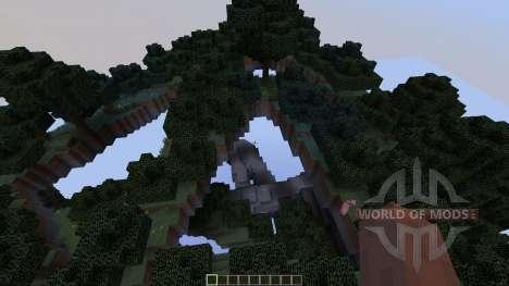 Floating Survival Island для Minecraft
