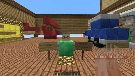 The ToyBox для Minecraft