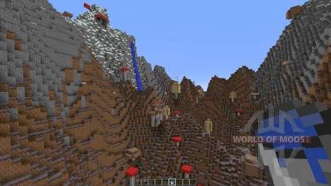 Mushroom Island V1 для Minecraft