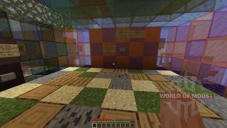 Biome Dasher для Minecraft