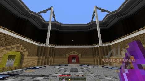 The PvP arena [1.8][1.8.8] для Minecraft