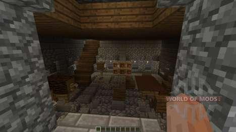 MINI Castle для Minecraft