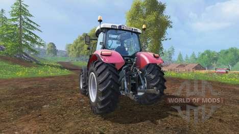 Steyr CVT 6130 EcoTech v2.0 для Farming Simulator 2015