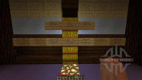 SenTineL Parkour для Minecraft