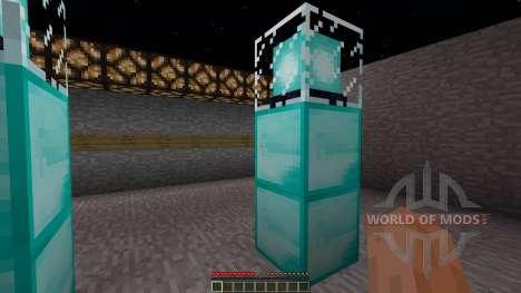 Kit PVP playable для Minecraft
