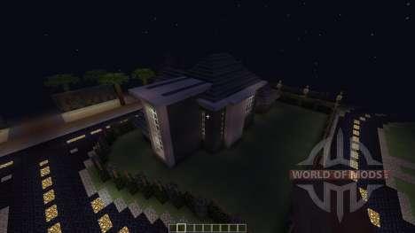 Alleron City [1.8][1.8.8] для Minecraft
