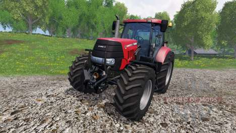 Case IH Puma CVX 215 v2.0 для Farming Simulator 2015