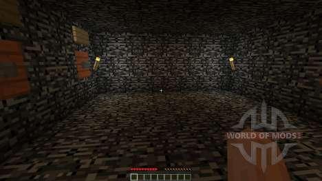 The TEST-chambers для Minecraft