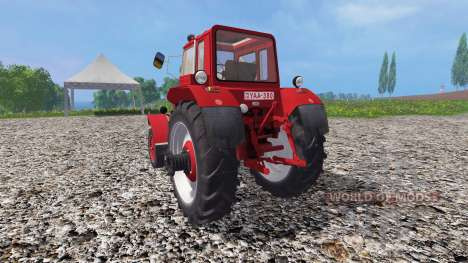 МТЗ-80 v1.3 для Farming Simulator 2015