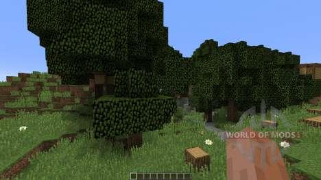 Sigurs Shack Atmosphere для Minecraft