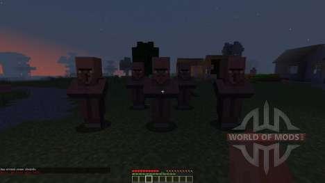 Too many pigs [1.8][1.8.8] для Minecraft
