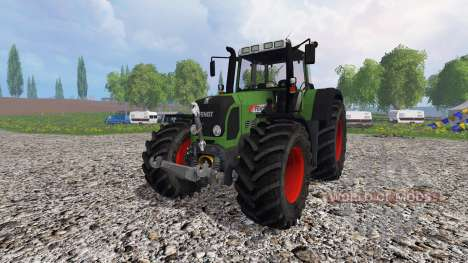 Fendt 820 Vario v2.0 для Farming Simulator 2015
